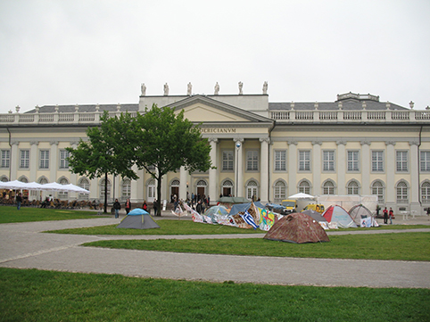 The Museum Fridericianum at dOCUMENTA(13)